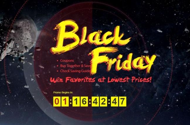 Black Friday sa blíži, začal sa týždeň výpredajov