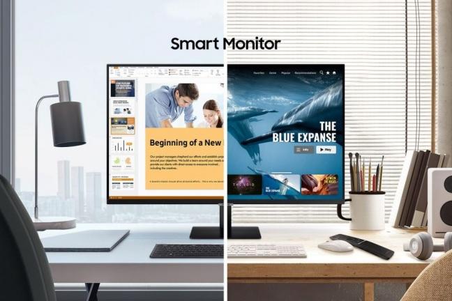 Samsung ponúkne nové Smart Monitory