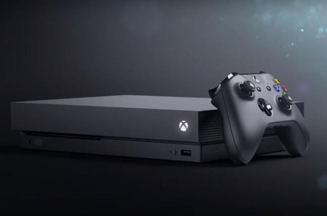 Xbox One X bude graficky najvýkonnejšou konzolou sveta