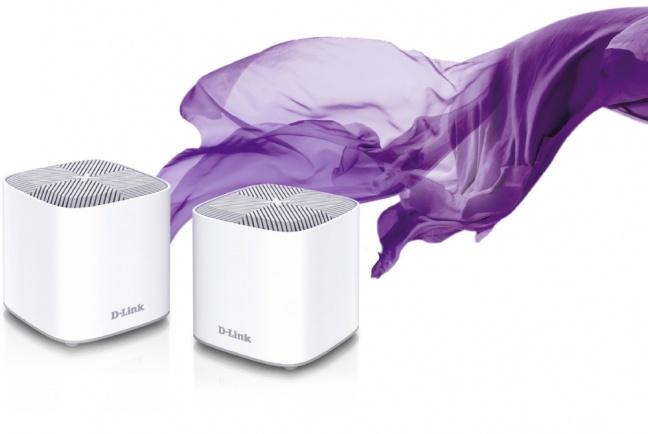 D-Link prináša technológiu Wi-Fi 6 do domácich systémov