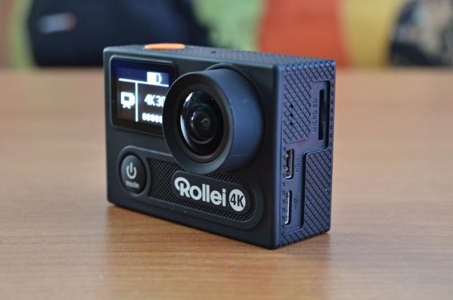 Testovali sme akčnú kameru Rollei Actioncam 430