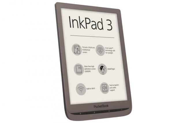 InkPad 3 je novým modelom čítačiek PocketBook
