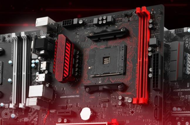 MSI predstavuje päticu mATX dosiek pre socket AMD AM4