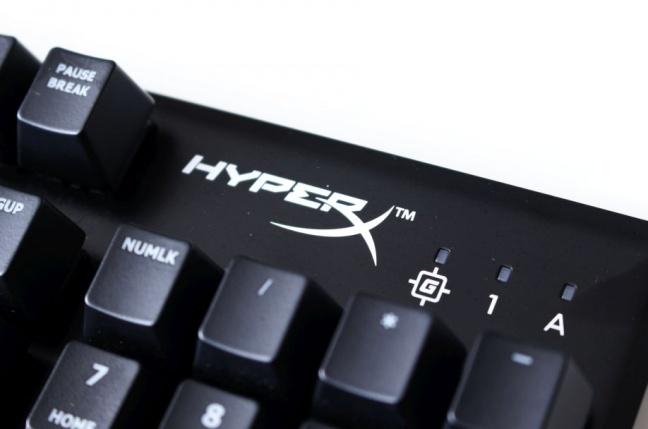 Testovali sme klávesnicu HyperX Alloy FPS