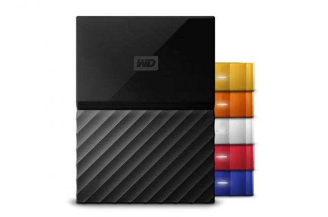 WD výrazne zmenil dizajn svojich externých pevných diskov