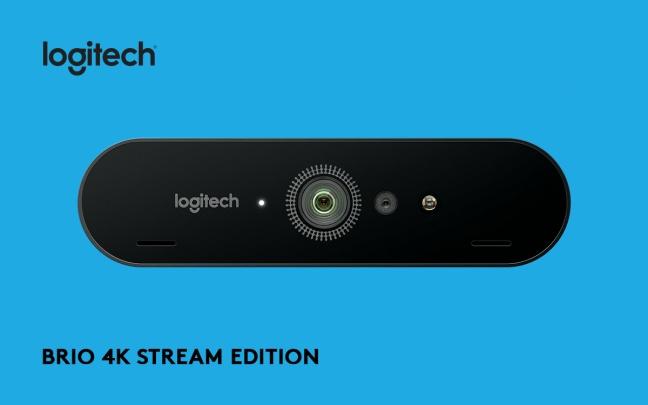 Nová 4K webkamera Logitech