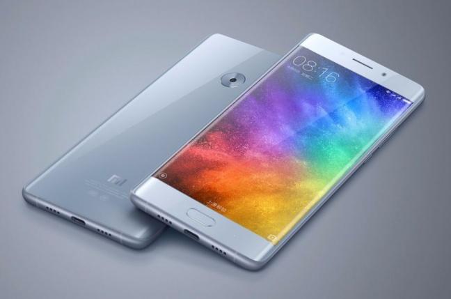 Xiaomi Mi Note 2 bude dostupný od polovice decembra