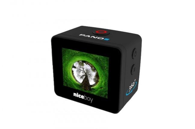 Testovali sme 360° kameru Niceboy Pano a okuliare VR1