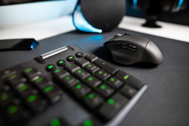 Logitech G604 je nová bezdrôtová myš nielen pre hráčov