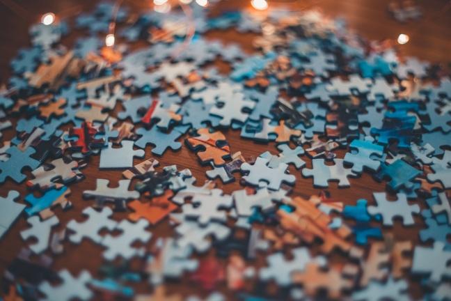 Ani príliš málo, ani príliš veľa – tisícové puzzle sú zlatou strednou cestou
