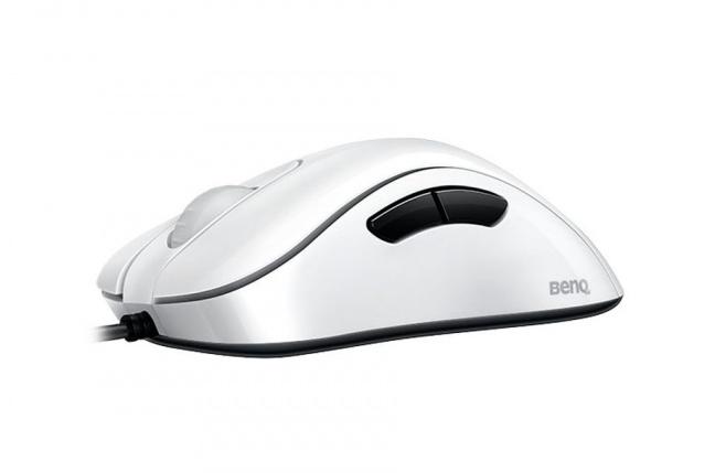 ZOWIE by BenQ má špeciálnu edíciu bielych myší EC