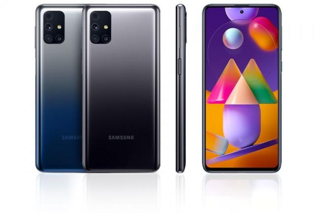 Samsung rozširuje rodinu Galaxy M o smartfón M31s