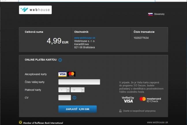 ESET varuje pred phishingovými útokmi na vlastníkov slovenských webov