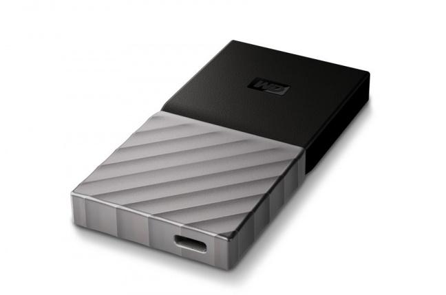 WD ponúkne na našom trhu svoj prvý externý SSD