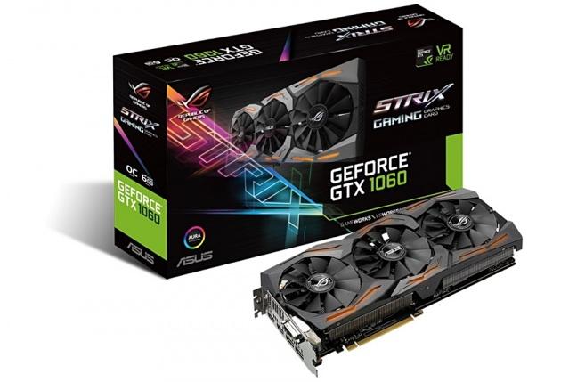 Testovali sme grafickú kartu ASUS ROG Strix GeForce GTX 1060