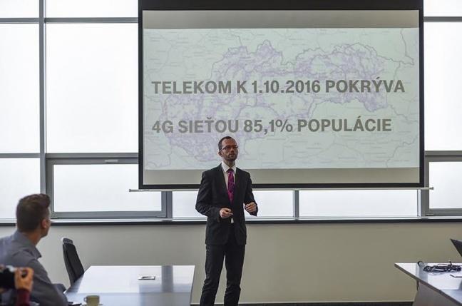 Pokrytie populácie 4G sieťou Telekomu prekročilo hranicu 85%